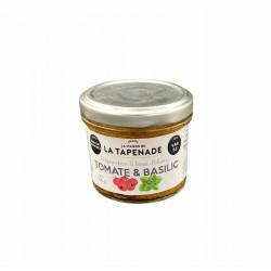 Tapenade Tomate Basilic