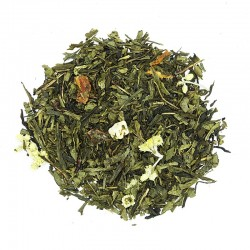 Thé vert bio mangue