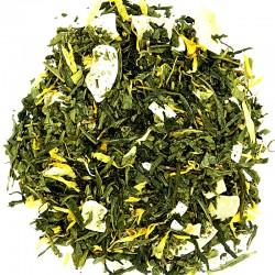 Thé vert pina colada