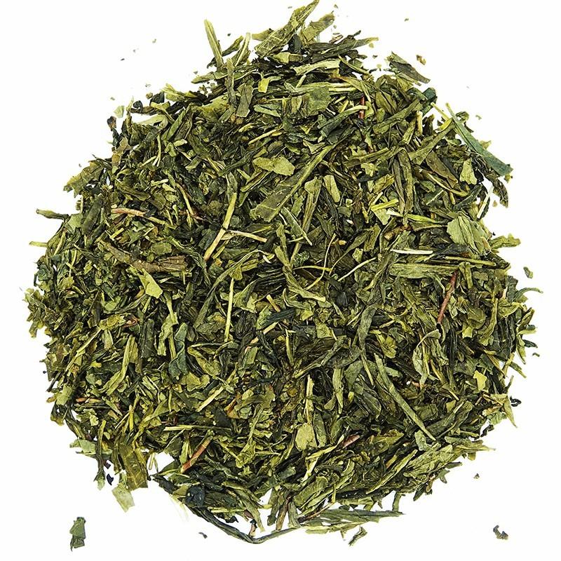 Earl Grey thé vert
