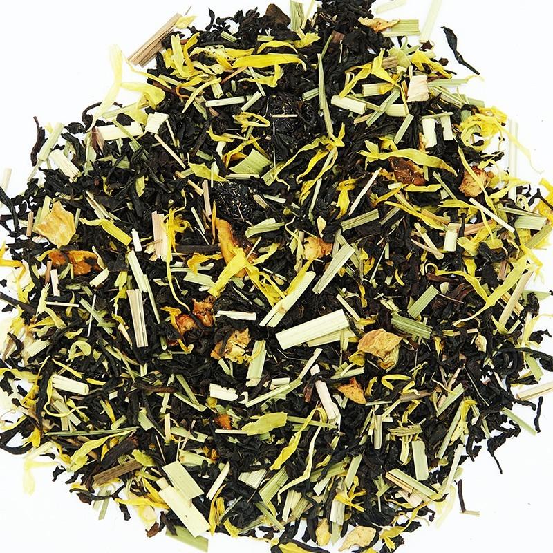 Rêve de printemps thé noir