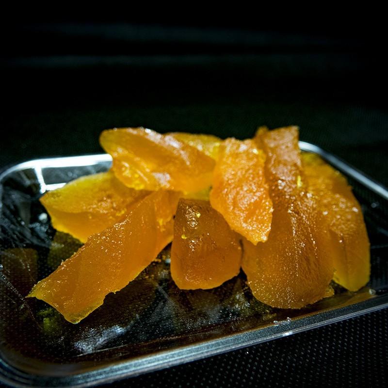 Melon confit