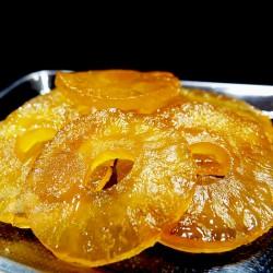 Tranche ananas confits