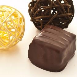 bouchées  chocolat nougat Montélimar