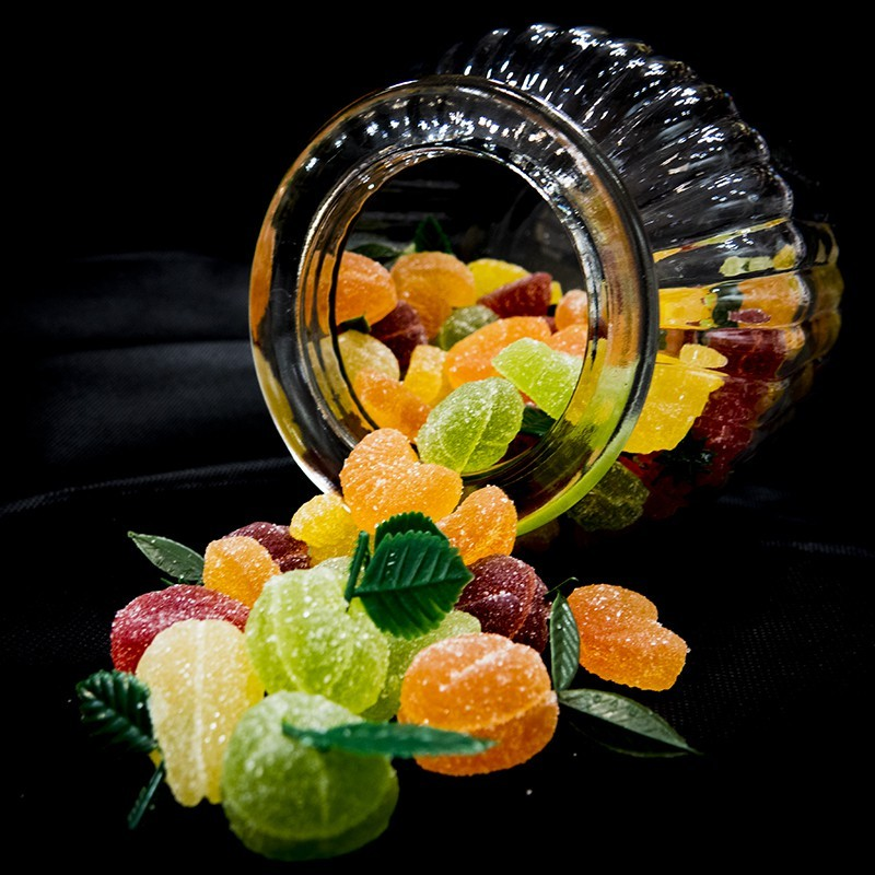 Pâte de Fruits - Forme fruits