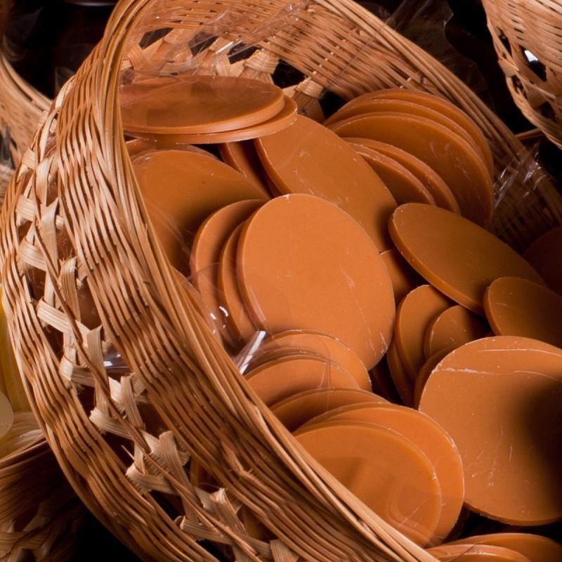 palet chocolat caramel