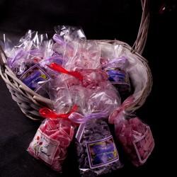 Bonbons au Coquelicot
