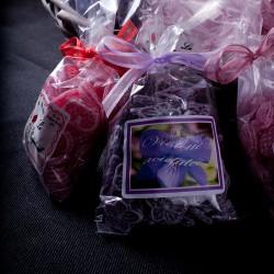 confiserie à l'ancienne violette