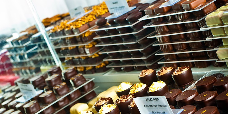 Ballotin Chocolat Coffret Chocolat à offrir Idée Cadeaux