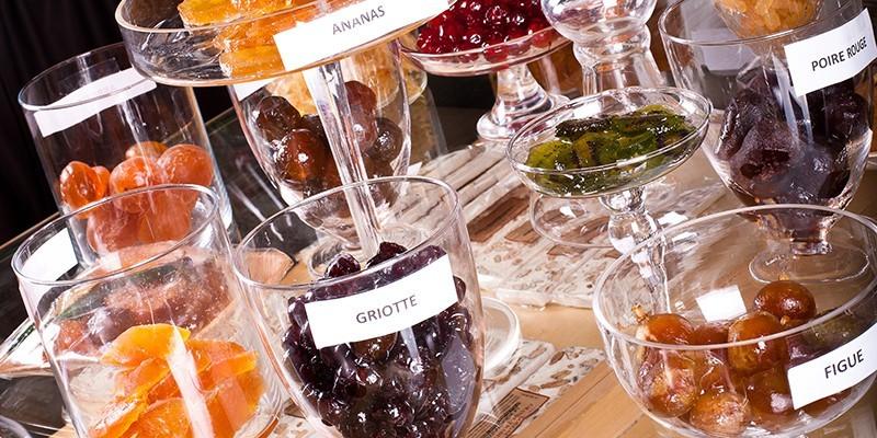 Fruits Confits D'Apt - Vente en ligne - Le Palais ChocolaThé