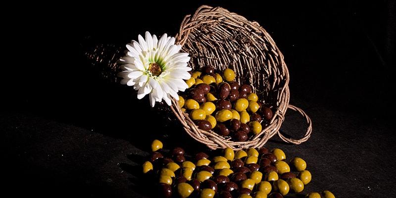 Amandes et Noisettes - Le Palais ChocolaThé - Confiserie en Provence