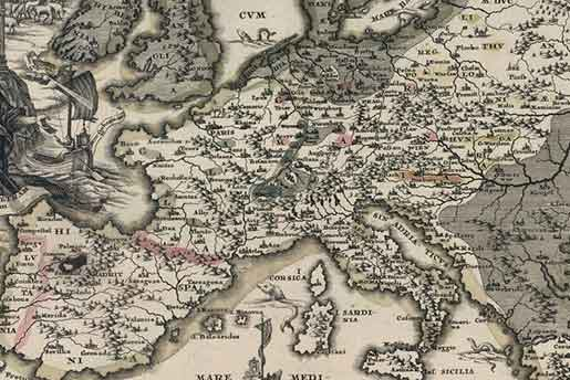 europe au XVI